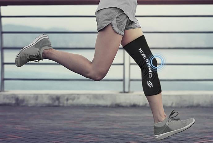 Cipher Skin BioSleeve - Knee